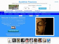 Buddhist Passions Homepage Image